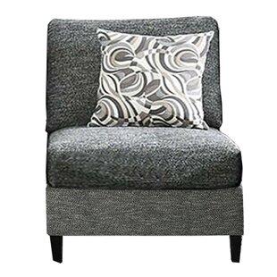 Clarkesville Slipper Chair by Red Barrel Studio