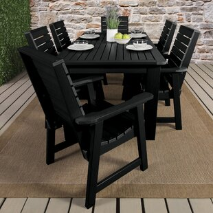 Berry 7 Piece Dining Set by Darby Home Co