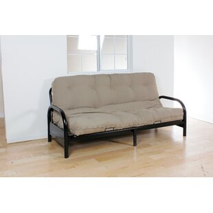 Confer Twin Size Futon Mattress by Ebern Designs Herry Up
