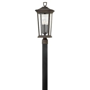 Bromley Outdoor 3-Light Lantern Head by Hinkley Lighting