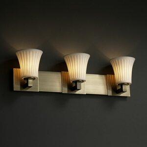 Gudruna Modern 3-Light Vanity Light