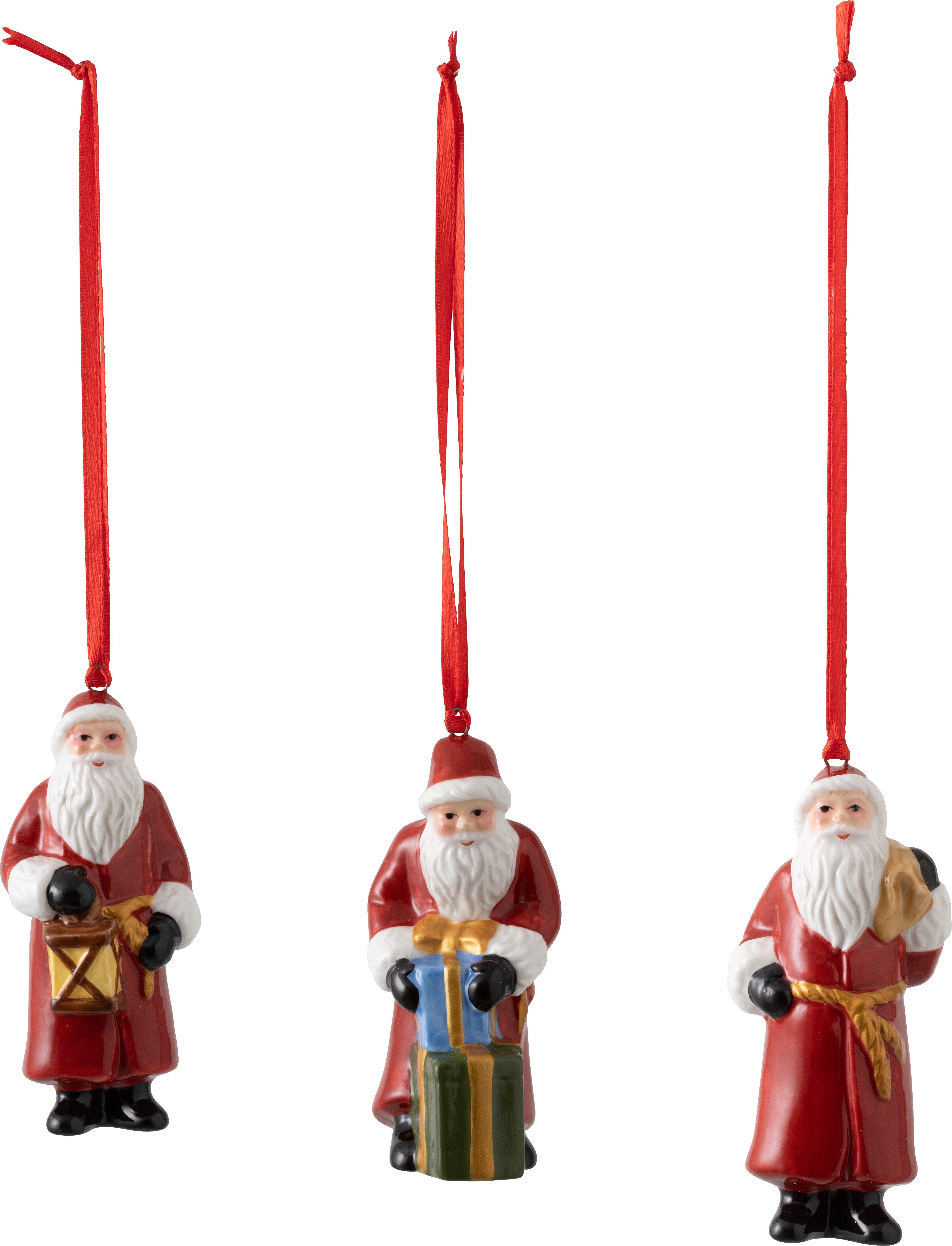 Hanging Figurines Santa Claus Christmas Ornaments You Ll Love In 2021 Wayfair