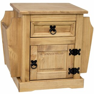 Dodge 1 Drawer Magazine Table By Union Rustic