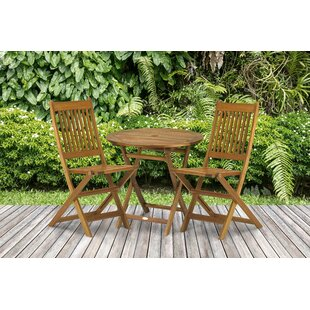 Wollacombe 2 Seater Bistro Set By Sol 72 Outdoor