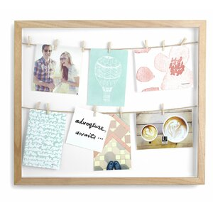 Clothesline Photo Display