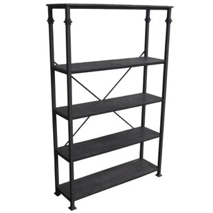 Asuncion Etagere Bookcase by Darby Home Co