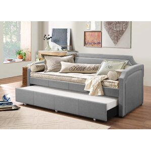 Marnie Daybed with Trundle by Latitude..