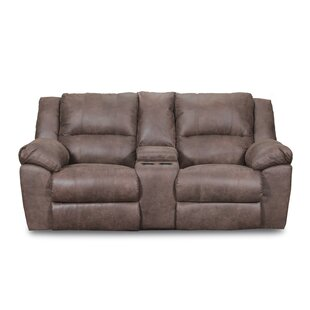 Umberger Double Motion Reclining Sofa By Simmons Upholstery by Loon Peak Purchase