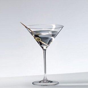 Vinum XL 10 oz. Crystal Cocktail Glass (Set of 2)