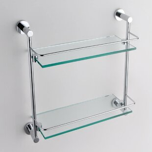 Yardley Wall Shelf By Belfry Bathroom