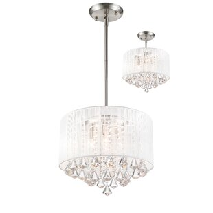 Kent 4-Light Drum Chandelier