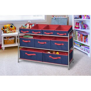 Affordable Price Deluxe 3 Drawer Storage Chest By Bintopia