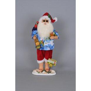 Tropical Santa Wayfair