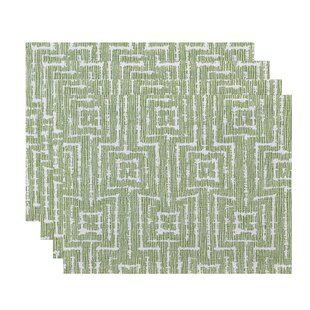 Thirlby Placemat (Set of 4) by Beachcrest Home