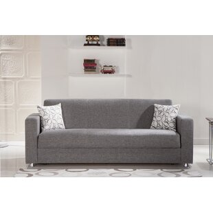 Ebern Designs Jaxson Convertible Sofa