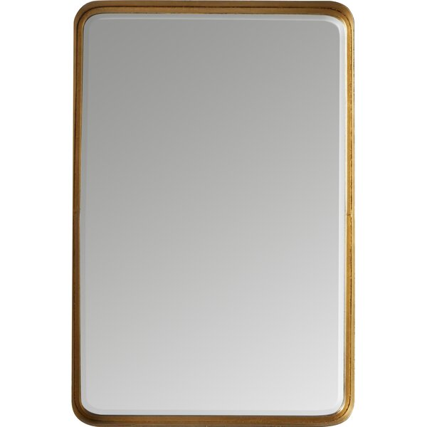 Duke Rectangle Accent Mirror Amp Reviews Allmodern