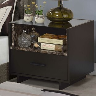 Bertram 1 Drawer Nightstand by Ivy Bronx