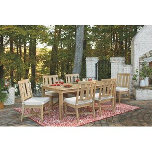 Anguiano 7 Piece Dining Set By Canora Grey