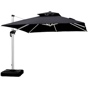 Dickens 3m Cantilever Parasol By Freeport Park