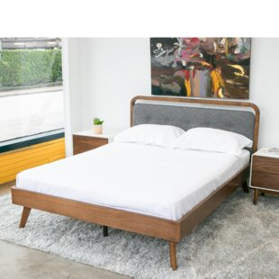 Aalin Upholstered Platform Bed