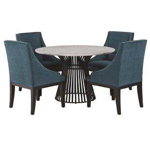 Dungannon 5 Piece Pub Table Set