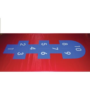 Read Reviews Hopscotch Fitness Mat ByBenee's