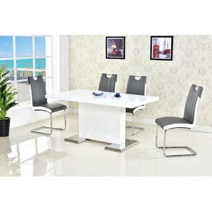 Edgao 5 Piece Dining Set