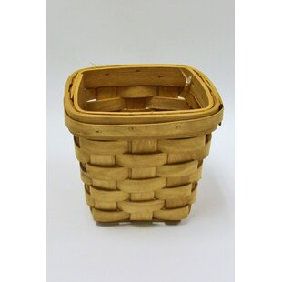 Bon Wood Basket (Set Of 12)