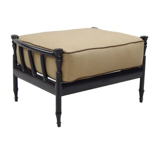 Leona Provence Ottoman with Cushion