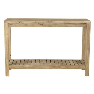 Compare prices Charlemont Console Table By Bay Isle Home