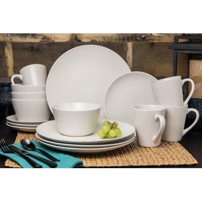Veneto 16 Piece Dinnerware Set, Service For 4
