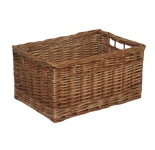 Storage Willow Basket By Brambly Cottage