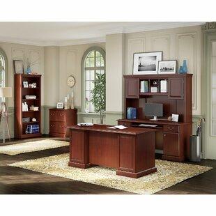 Bennington 5 Piece Office Set by Kathy Ireland Office Bush 2019 Sale
