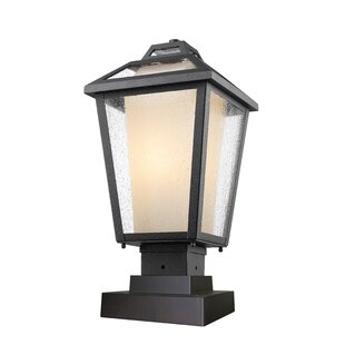 Crandell Outdoor 1-Light Pier Mount Light by Williston Forge