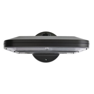 26-Watt LED Dusk to Dawn Outdoor Security Wall Pack by Lithonia Lighting