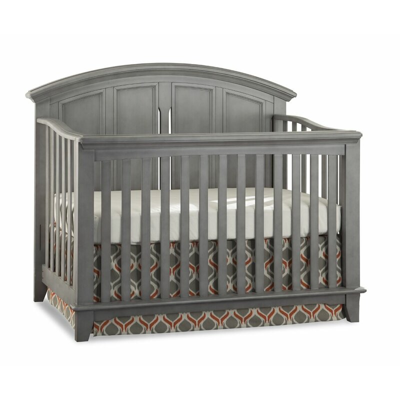 Jonesport 4 In 1 Convertible Crib