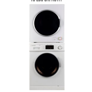1.57 cu. Portable High Efficiency All In One Combo Washer and Electric Dryer by Equator