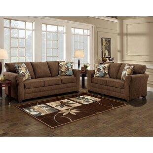 Asha Configurable Living Room Set