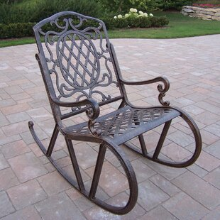 Mississippi Rocking Chair by Oakland Living Cheap