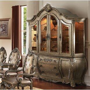 Rosenfeld China Cabinet by Astoria Grand
