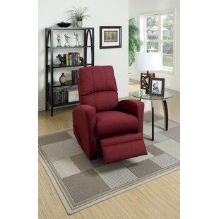 Charette Swivel Manual Recliner