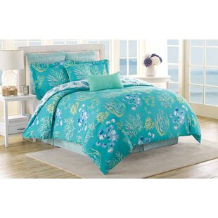 Beachcomber 8 Piece Reversible Comforter Set