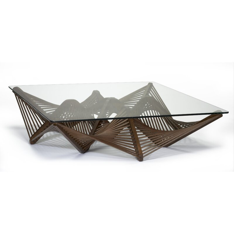 Oggetti Geo Abstract Coffee Table Reviews Perigold