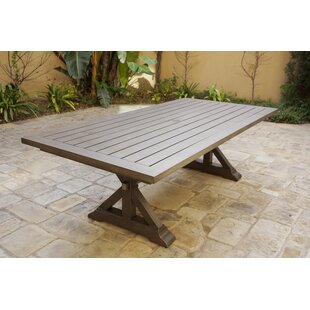 Metal Dining Table by Gracie Oaks