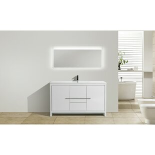 Melillo 59 Single Bathroom Vanity Set By Ivy Bronx