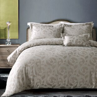 Success Scroll Duvet Cover Set