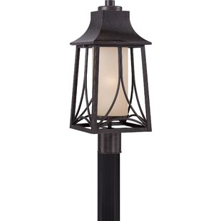 Stoutsville Outdoor 1-Light Lantern Head by Darby Home Co