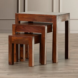 Knudson 3 Piece Nest Of Tables