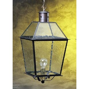 Online Reviews Kira Glass Top 1-Light Outdoor Hanging Lantern By Longshore Tides