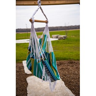 Lystra Chair Hammock by Bungalow Rose